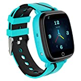 Kids Smart Watch with GPS Tracker,Kids Smartwatch, 2-Q11-Blue, Size No Size