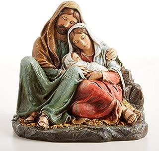 Sleeping Holy Family 6