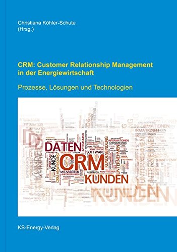 CRM: Customer Relationship Management in der Energiewirtschaft: Prozesse, Lösungen, Technologien