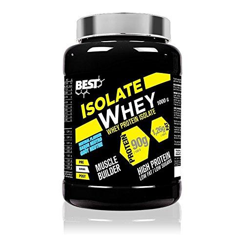 Best Protein Isolate Whey Neutro - 1000 gr