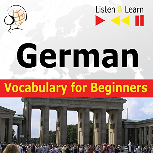 German Vocabulary for Beginners - Start talking / 1000 basic words and phrases in practice / 1000 basic words and phrases at work cover art