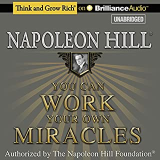 You Can Work Your Own Miracles audiobook cover art