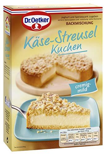 Dr. Oetker Käse-Streusel Kuchen, 730 g