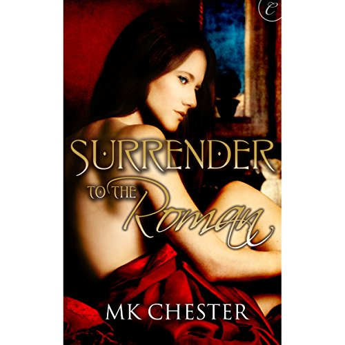 Surrender to the Roman audiobook cover art