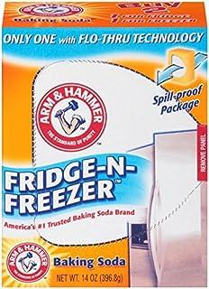 Arm & Hammer WWSQQ Fridge-n-Freezer Baking Soda, 4 Pack
