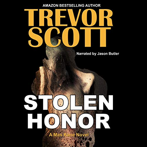 Stolen Honor audiobook cover art