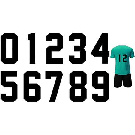 """Sport Team Mom Jersey NumbersGlitter Iron-On Transfer Bling8 Inch Tall 8"""""""
