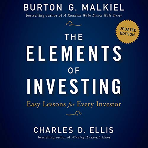 Page de couverture de The Elements of Investing