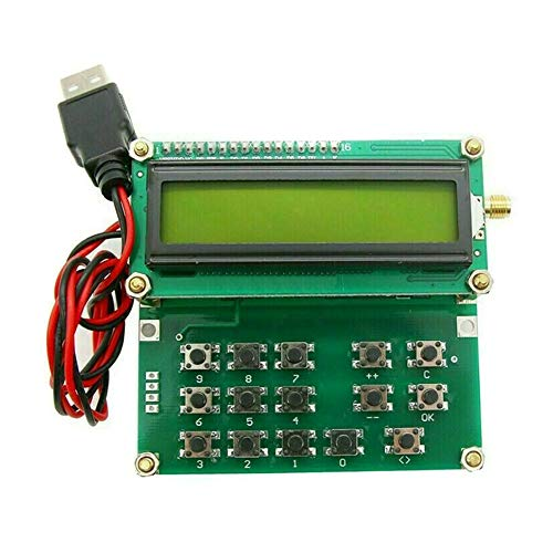 Gogdog RF Signal Generator 35MHz-4000MH Signal Source VFO HXY Variable-Frequency Oscillator Signal Generator Digital LCD Display