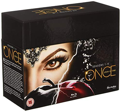 Once Upon A Time Season1-6 [Blu-ray Region Free](Import)