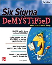 Six Sigma Demystified, 2nd Edition