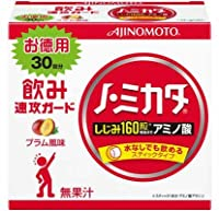 味の素 ノ・ミカタ (顆粒タイプ・30本入) 3g*30ホン × 10箱