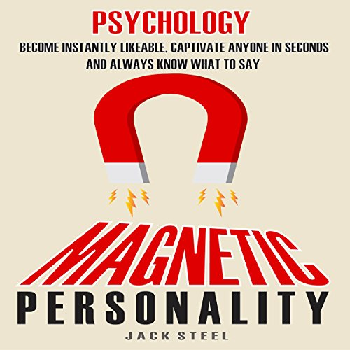 Psychology: Magnetic Personality audiobook cover art