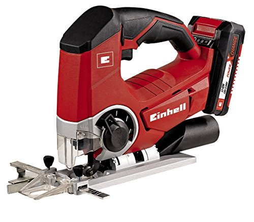 Einhell 4321203 Kit con sierra de calar 0 W 0 V Batería de 20 Ah  cargador