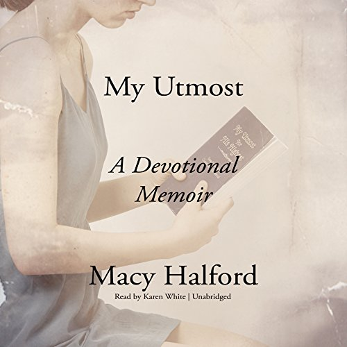 My Utmost audiobook cover art