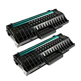 Bramacartuchos - 2 X Toners compatibles Non Oem SAMSUNG SCX4300, MLT-D1092S/ELS,...