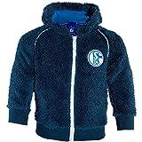 FC Schalke 04 Baby Sweat-Jacke, Einzelgrößen:104