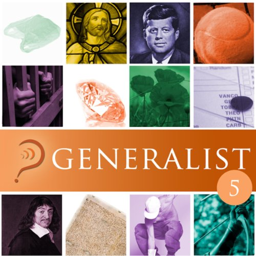 Generalist, Volume 5 audiobook cover art