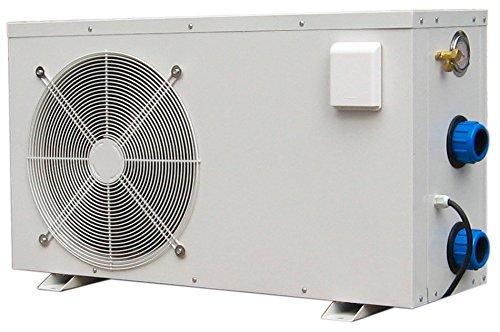 Steinbach Luft-Wärmepumpe, Waterpower 5000, Heizleistung 5,1 kW, Kühlleistung 3,4 kW, Anschluss 220 V/0,95 kW, Schalleistung dB(a) 48, Wasseranschluss Ø 50 mm, 049201