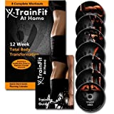 X-TrainFit At Home Workout - Women's Complete Fitness - 8 DVDs by Stephanie Oram