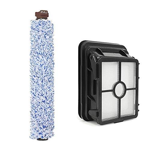 Accesorios para Aspiradora 1 Juego Multi-superficie del rodillo de cepillo + filtro de HEPA for Bissell Crosswave 1785 Series 1785G 1785V 1785W limpiador de partes vacío # 1608683 ( tamaño : HXL6128 )