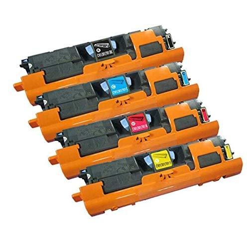 Modelo original CRG101 / CRG301 / CRG701 BK C Y M Adecuado para Canon CRG-101 CRG-301 CRG-701 Cartucho de tóner compatible, Canon LBP5200MF8180C Impresora compatible 4colors