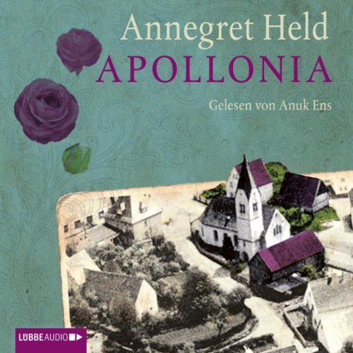 Apollonia audiobook cover art