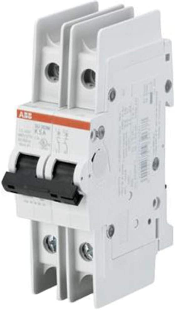 Miniature Factory outlet Circuit Breaker; Trip Curve K; 8 2 UL489 Ranking TOP11 Pole; Amp;