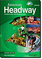 Second Edition Starter Student Book with Multi-ROM (American Headway)
