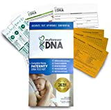 Paternity Test Kit  1 Alleged Fathers + 1 Child  24 DNA (Genetic) Marker Test  ACCURATE & CONFIDENTIAL  Offered by My Forever DNA