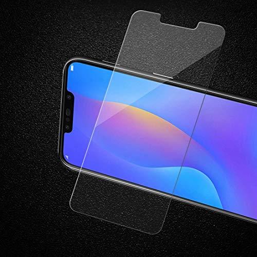 EasyULT Panzerglas Huawei P Smart Plus[2 Stück], Displayschutzfolie Displayschutz Panzerglasfolie Glas Folie Screen Protector Schutzfolie für Huawei P Smart+/Huawei Nova 3i/Huawei P Smart Plus - 2