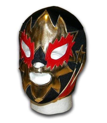 Solar Masque Catch Mexicain Adulte Lucha Libre