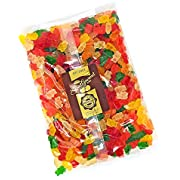 Sugar Free Gummy Bears, 5LBS by Albanese Confectionery (Original Version)