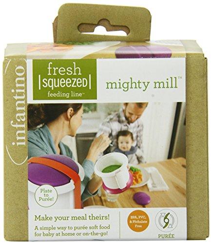 Infantino - 24378 - Triturador Manual Fresh Squeezed Infantino