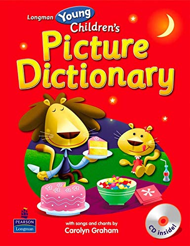 Longman Young Children¿s Pictionary with Audio CD (Longman dictionaries)