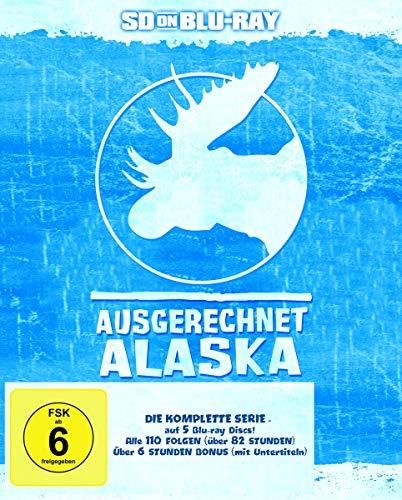 Ausgerechnet Alaska-die Komplette Serie (Vanilla [Blu-ray]
