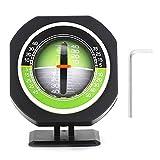 Duokonの傾斜計、明るいLED車の傾斜計の調節可能な傾斜角のメートルのバランサーの普遍的な測定