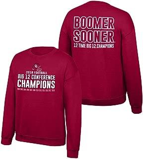 Elite Fan Shop 2018 NCAA Conference Champs Back- Team Long Sleeve Tshirt