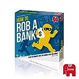 Diset- Juego How TO Rob A Bank Trata DE Robar EL Banco PLANIFICA Tus ACCIONES, (62402)