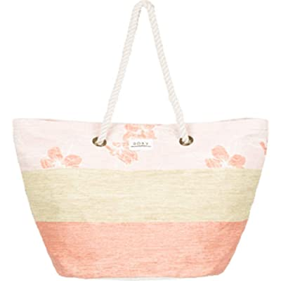 Roxy Sunseeker Tote (Silver/Pink Philly) Tote Handbags