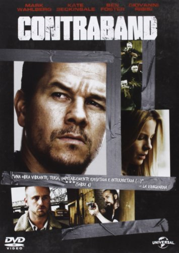 Contraband (Import Dvd) (2012) Wahlberg, Mark; Beckinsale, Kate; Kormákur, Bal