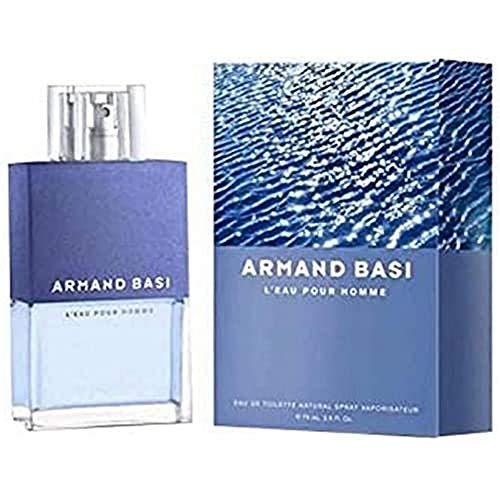 Armand Basi L'Eau Pour Homme Eau de Toilette Vaporizador 75 ml