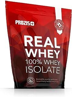 Prozis 100% Real Whey Isolate Protein - Proteína con Sabor a Chocolate para Pérdida de