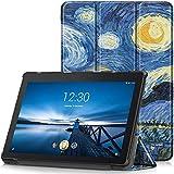 TTVie Case for Lenovo Tab E10, Ultra Slim Lightweight Smart