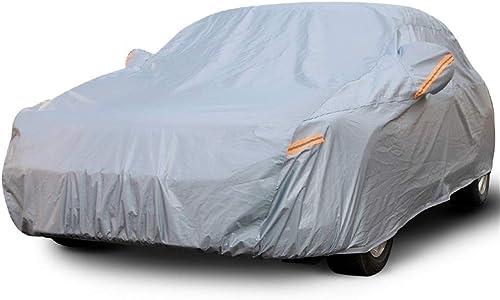 Obtén lo ultimo YaPin Model Car Audi Modelos Modelos Modelos Gruesa Ropa de Tela Oxford Gruesa projoección Solar Aislamiento contra la Lluvia Nueva Cubierta Projoectora contra el Polvo  calidad fantástica
