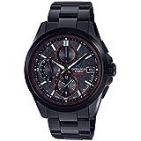 [カシオ] 腕時計 オシアナス CLASSIC BRIEFING コラボレーションモデル 電波ソーラー OCW-T2610BR-1AJR メンズ ブラック