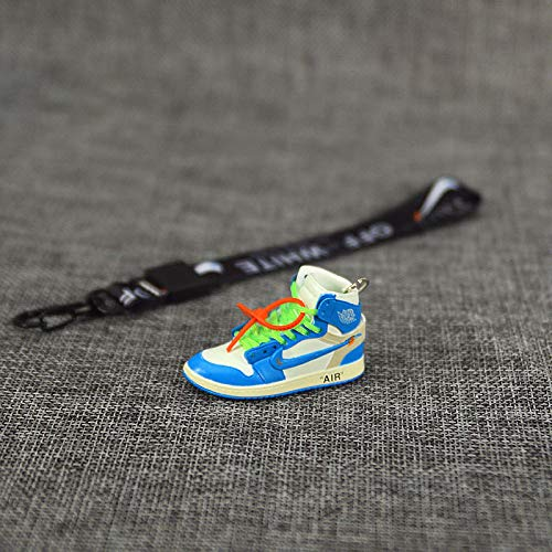ahjs456 Zapatillas de Baloncesto con Personalidad de Pareja de Marca de Marea...