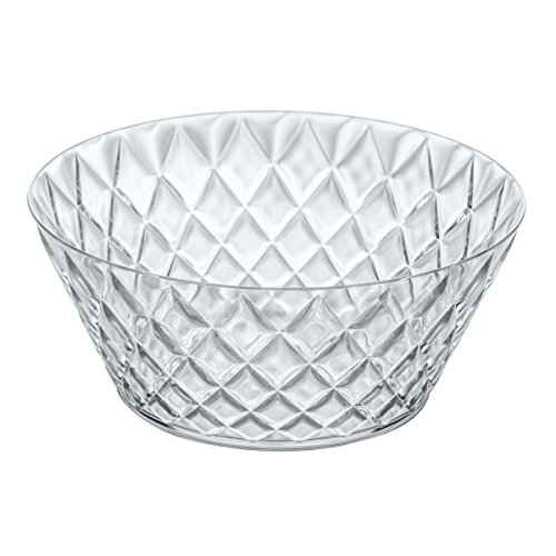 Koziol Crystal Salad Bol, Transparent