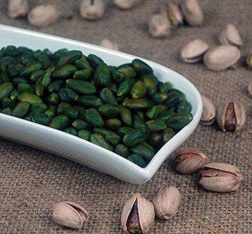 Naturix24 - Pistazien grün, gehäutet 250g