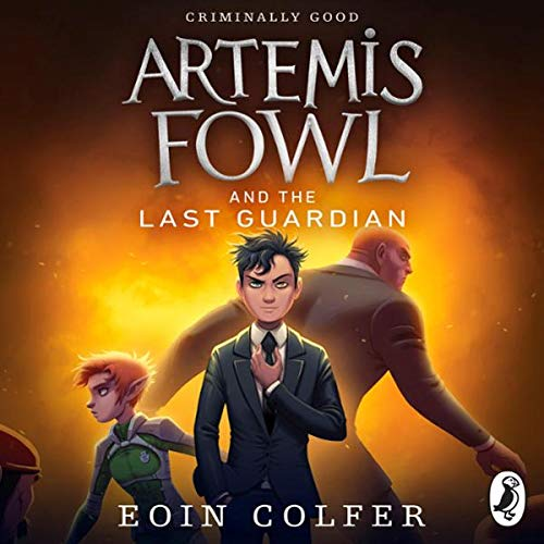 The Last Guardian: Artemis Fowl, Book 8                   By:                                                                                                                                 Eoin Colfer                               Narrated by:                                                                                                                                 Nathaniel Parker                      Length: 7 hrs and 39 mins     280 ratings     Overall 4.5